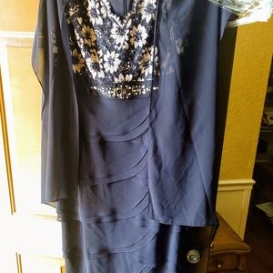 Jessica Howard Formal Evening Gown Size 16